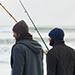 Coastal fishing, Wollongong